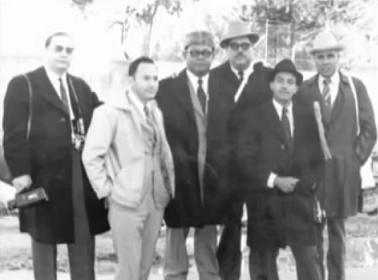 Pastor Efraím Valverde En su primer viaje a Israel, en 1972, donde le fueron confirmadas las escrituras que muestran la especial relación entre el Pueblo de Israel y la Iglesia fiel entre los Gentiles